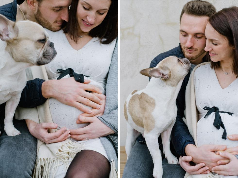 Séance grossesse à Limoges