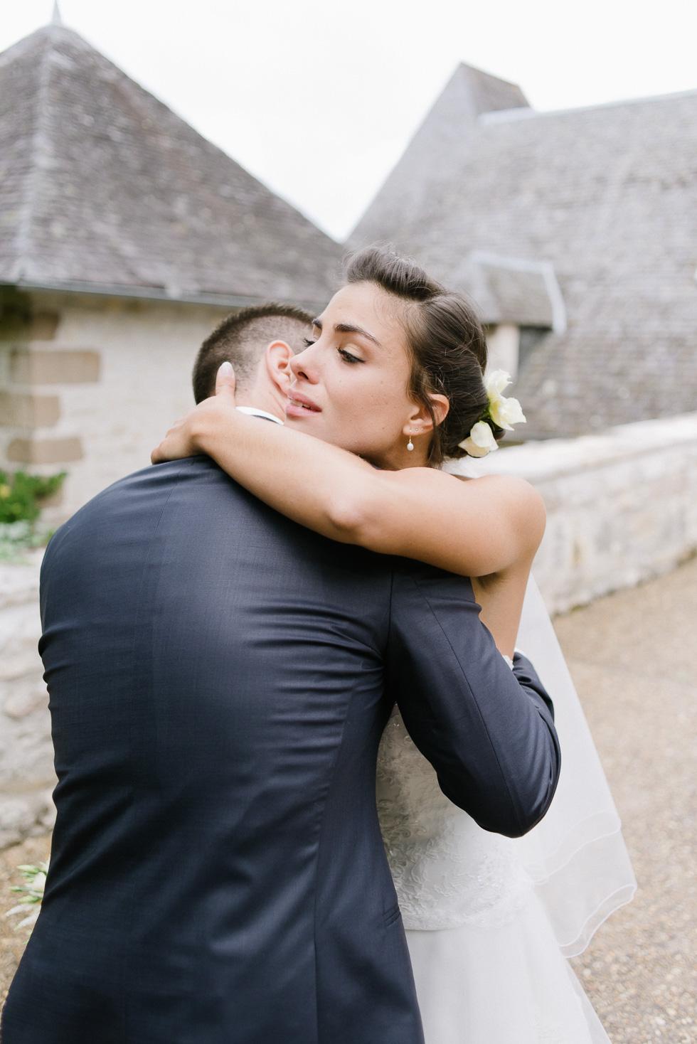 Mariage Camille et Nicolas au Domaine de la Fage en Corrèze (17)