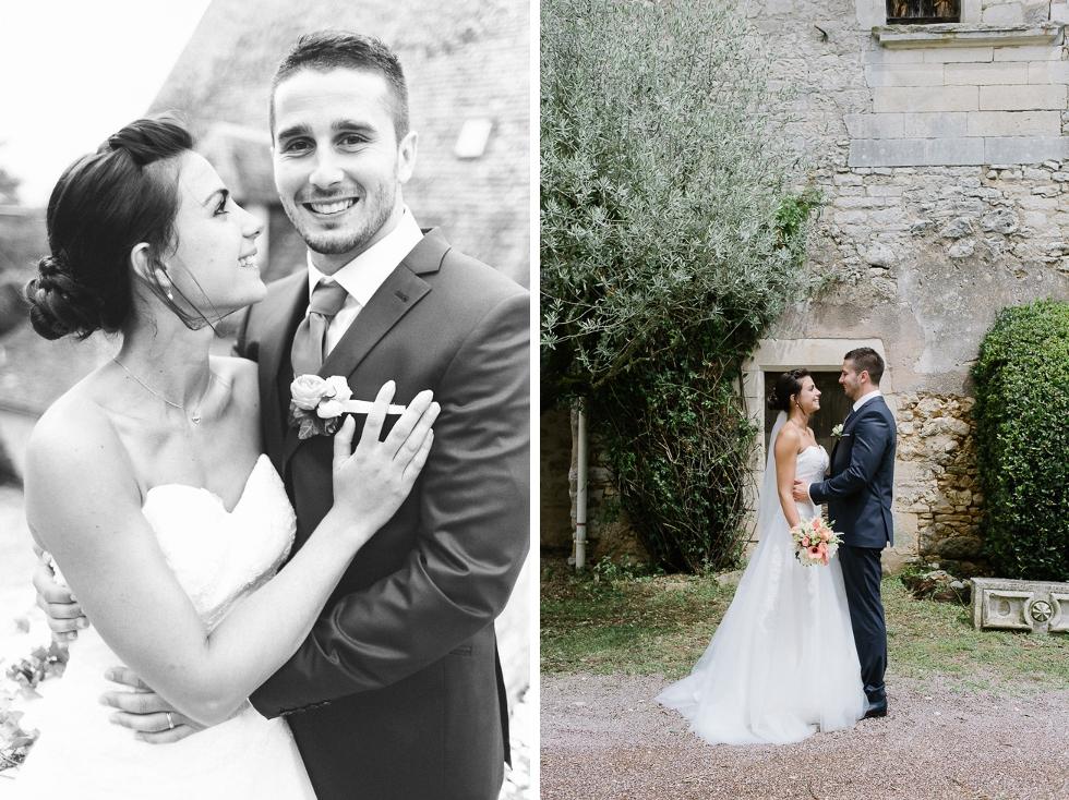 Mariage Camille et Nicolas au Domaine de la Fage en Corrèze (4)